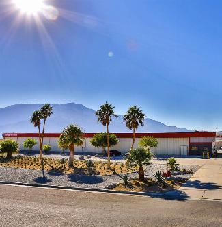 iStorage Desert Hot Springs Self Storage Facility Main Office Building